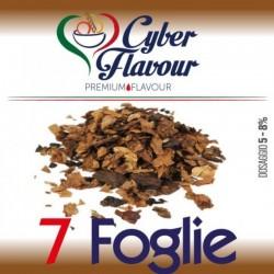 Aroma CYBER FLAVOUR 7 FOGLIE 10ml