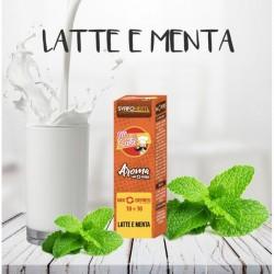 Aroma Svaponext - Mr Cake LATTE E MENTA 10+10ml