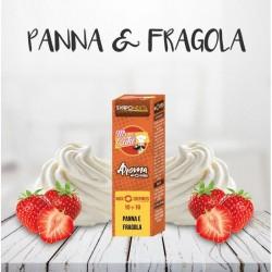 Aroma Svaponext - Mr Cake PANNA E FRAGOLA 10+10ml