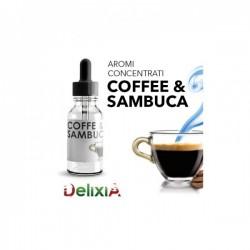 Aroma Delixia Caffè e Sambuca 10ml