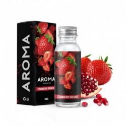 Aroma FCUKIN'FLAVA - Strawberry Grenade 30ml