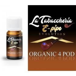 Estratto di Tabacco - Organic 4Pod - E-Pipe - 10ml