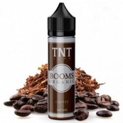 TNT VAPE BOOMS ORGANIC COFFEE aroma concentrato 20ml