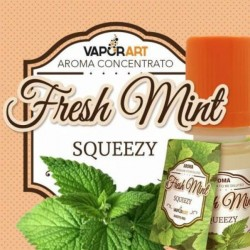 Squeezy Fresh Mint Aroma concentrato 10ml