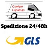 GLS spedizione 24/48h